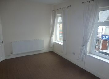 Thumbnail 1 bed flat to rent in Clifton Street, Roath, Cardiff