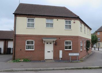 Thumbnail 3 bed semi-detached house for sale in Lawson Close, Sileby, Loughborough