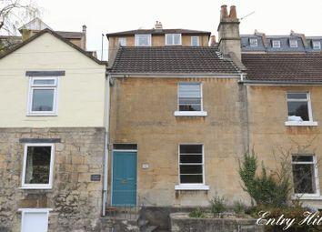 Thumbnail 2 bed terraced house to rent in Entry Hill, Bath