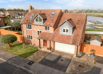 Thumbnail 5 bed detached house for sale in Kingfisher Close, Abingdon
