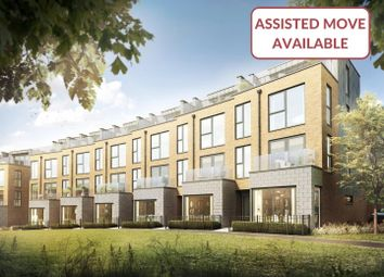 Thumbnail 4 bed town house for sale in Plot 27, The York, St. Andrew's Park, Uxbridge