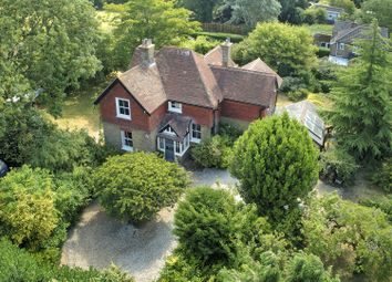 Thumbnail 4 bed country house for sale in Northbourne Road, Great Mongeham, Deal