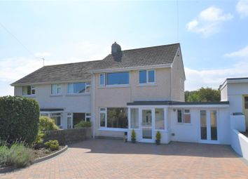 Thumbnail 4 bed property for sale in Mongleath Close, Falmouth