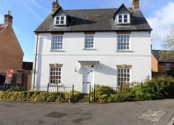 Thumbnail 4 bedroom detached house for sale in Deverel Road, Dorchester, Dorset