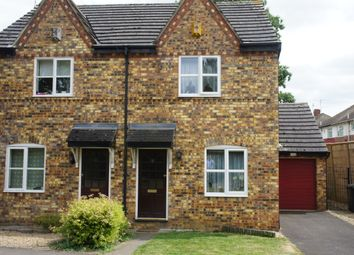 Thumbnail 2 bed semi-detached house to rent in Welland Road, Dogsthorpe, Peterborough