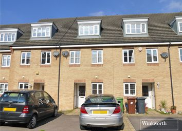 Thumbnail 3 bed terraced house to rent in Eaton Way, Borehamwood, Hertfordshire