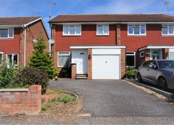 Thumbnail 3 bed semi-detached house for sale in Bridefield Crescent, Waterlooville