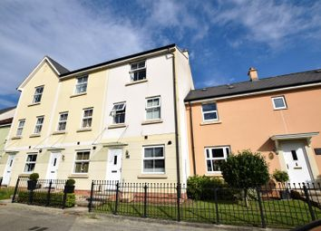 Thumbnail 4 bed town house for sale in Phoenix Way, Portishead, Bristol