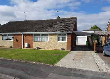 Thumbnail 2 bed semi-detached bungalow for sale in Swallowdale, Swindon, Wiltshire