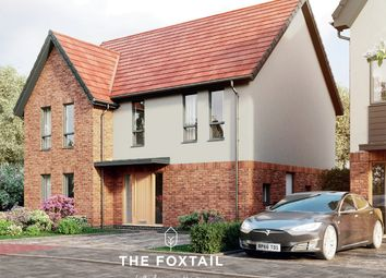 Thumbnail 4 bed detached house for sale in Clipstone Road, Edwinstowe, Mansfield