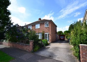 Thumbnail 3 bed semi-detached house to rent in Claytons Way, Huntingdon, Cambridgeshire
