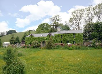 Thumbnail 5 bed detached house for sale in Llanwrtyd Wells, Powys