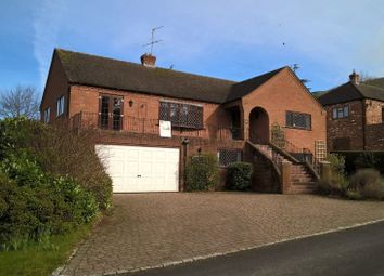 Thumbnail 4 bed detached house for sale in Oakland Park, Church Stretton
