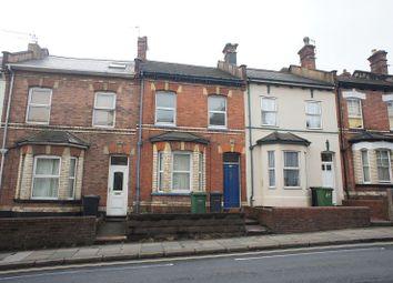 Thumbnail 1 bedroom flat to rent in Pinhoe Road, Exeter