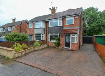 Thumbnail 4 bed semi-detached house for sale in Ravenoak Road, Stockport