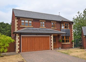 Thumbnail 4 bed detached house for sale in Oakland Crest, Middlestown, Wakefield