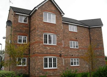Thumbnail 2 bed flat to rent in Bannister Court, Winsford