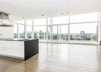 Thumbnail 3 bed flat for sale in Wolfe House, 375 Kensington High Street, London