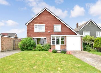Thumbnail 3 bed detached house for sale in Joyes Close, Whitfield, Dover, Kent