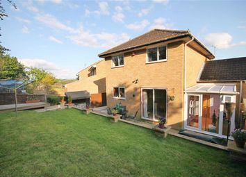 Thumbnail 4 bedroom detached house for sale in Tattershall, Toothill, Swindon