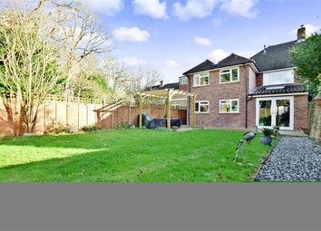 Thumbnail 5 bed semi-detached house for sale in Fernholt, Tonbridge, Kent