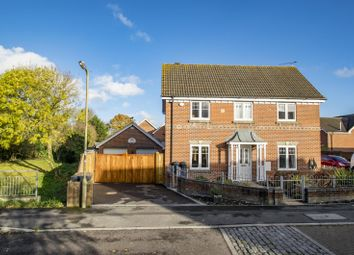Thumbnail 4 bed detached house for sale in Middle Furlong, Didcot