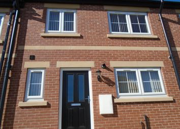 Thumbnail 3 bedroom town house to rent in Wellgate, Conisbrough, Doncaster