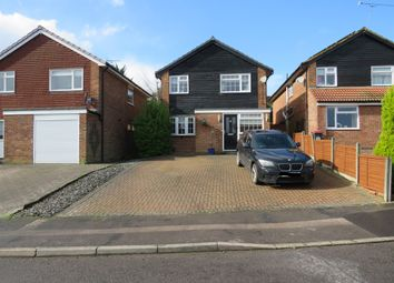 4 bed detached house for sale in Hocken Mead, Crawley RH10