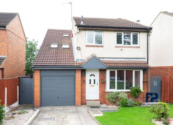 Thumbnail 5 bed detached house to rent in Talbot Road, Roundhay