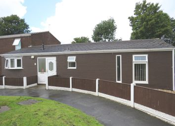 Thumbnail 3 bed terraced bungalow for sale in Cunliffe Close, Palacefields, Runcorn