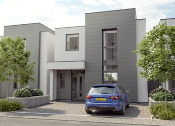 Thumbnail 4 bed detached house for sale in Eggbuckland Road, Hartley, Plymouth