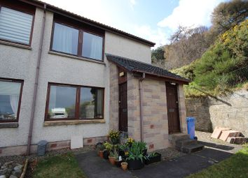 Thumbnail 1 bed property for sale in 55 Balnafettack Crescent, Balnafettack, Inverness, Highland.