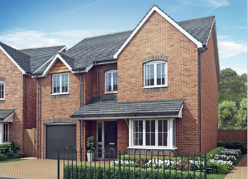 Thumbnail 4 bed detached house for sale in The Goodwood, Kings Street, Yoxall, Staffordshire