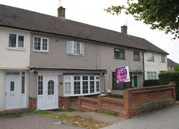 Thumbnail 2 bed terraced house to rent in Hilldene Avenue, Romford