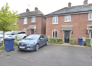 Thumbnail 3 bed semi-detached house for sale in Bulford Close, Hucclecote, Gloucester