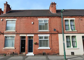 Thumbnail 3 bed terraced house for sale in Daybrook Street, Sherwood, Nottingham
