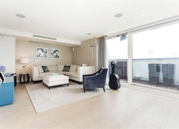 Thumbnail 2 bed flat for sale in Axis Court, 2 East Lane, London