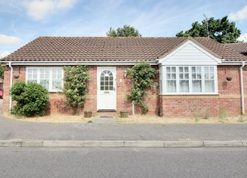 Thumbnail 2 bed detached bungalow for sale in Buccaneer Way, Hethersett, Norwich