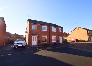 Thumbnail 3 bed semi-detached house for sale in Bluebird Drive, Coventry, West Midlands