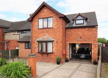 Thumbnail 4 bed semi-detached house for sale in Thornton Road, Goxhill