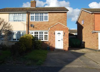 Thumbnail 2 bed semi-detached house to rent in Bedford Close, Tiptree, Colchester
