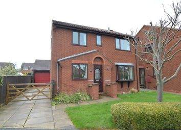 Thumbnail 4 bed detached house for sale in The Chase, Garforth, Leeds, West Yorkshire