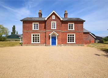 Thumbnail 5 bed detached house to rent in Skippers Lane, Withersfield, Haverhill, Suffolk