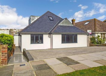 Thumbnail 4 bed detached bungalow for sale in Chichester Drive East, Saltdean, Brighton, East Sussex