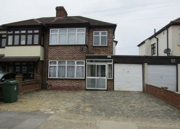 Thumbnail 3 bed semi-detached house for sale in Albany Road, Hornchurch, London