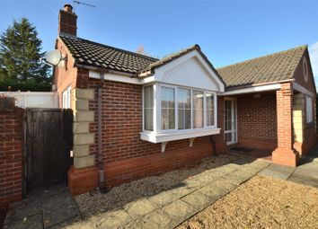 Thumbnail 2 bed detached bungalow to rent in Hall Farm Road, Duffield, Belper