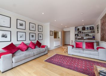 Thumbnail 3 bed flat to rent in Wells Street, London