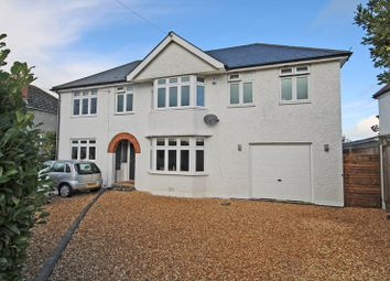 Thumbnail 5 bed detached house for sale in Marley Avenue, New Milton, Hampshire