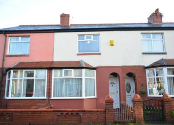 Thumbnail 2 bed terraced house for sale in Stamford Avenue, South Shore, Blackpool