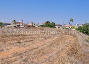 Thumbnail Land for sale in Larnaca, Xylotympou, Cyprus